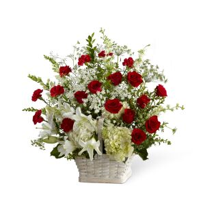 The FTD In Loving Memory Arrangement
