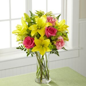 THE FTD BRIGHT & BEAUTIFUL BOUQUET